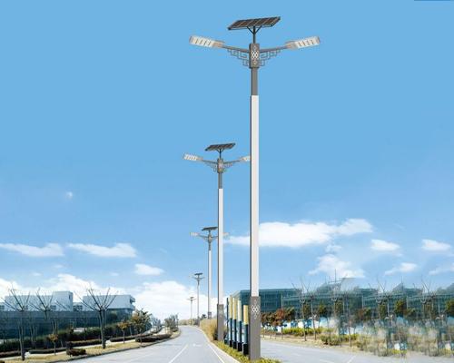太阳能LED路灯⑦