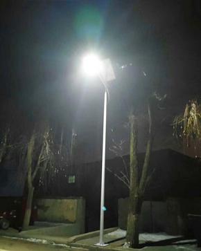 积石山县太阳能路灯项目