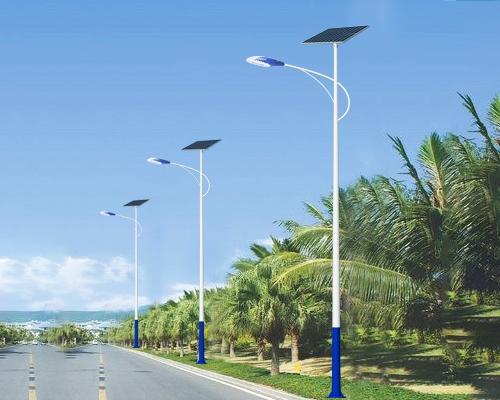 太阳能路灯①