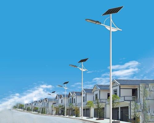 太阳能路灯⑥