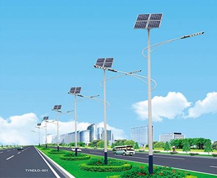 太阳能路灯⑧